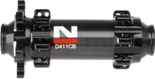 Novatec hub Ultralight Carbon MTB Disc 3: 1 b