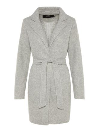 VERO MODA Brushed Jacket Women Grey