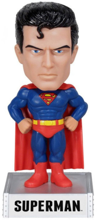 Wacky Wobbler - Superman