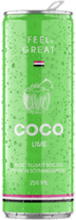Feel Great Coco Lime 250 ml