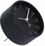 Väckarklocka - Karlsson Elegant Numbers Black