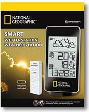 National Geographic Basic vejrstation