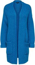 SELECTED Alpaca Mixed - Cardigan Women Blue