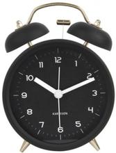 Väckarklocka - Karlsson Classic Bell Black