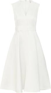 Y.A.S A-linjeformad Ärmlös Festklänning Kvinna White