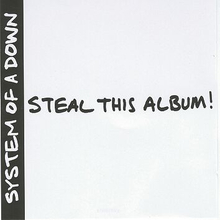 System Of A Down - Steal this album -CD - multicolor