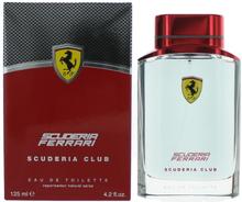 Ferrari Scuderia Club Edt 125ml