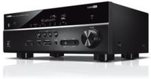 Yamaha RX-V385, 100 W, 5.1 kanaler, Stereo, 145 W, 70 W, 32-bit/384kHz