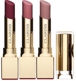 Clarins Rouge Eclat Satin Finish Age-Defying Lipst