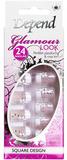 Depend Glamour Look Square Design 6286, Spring Flo