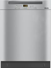 Miele G5222scucs Innebygd Oppvaskmaskin - Rustfritt Stål