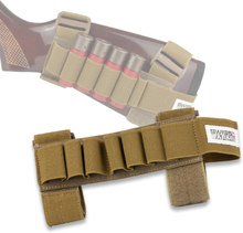 Swiss Arms Patronhållare Shotgun, Tan