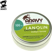 Anavy - reines Wollfett - Wollwachs (Lanolin) zur Imprägnierung - 100 ml