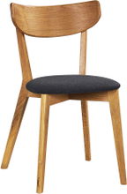 Ami stol Ek/mörkgrå