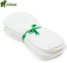 Little Lamb - Fleece Liner - waschbares Windelvlies (10 Stück)