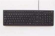 Slim USB Keyboard - Nordic - Nordisk - Svart