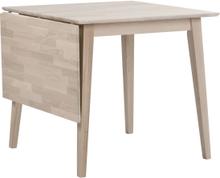 Filippa klaffbord Vitpigmenterad 80 x 80 cm