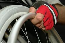RevaraSports Basic kørestolshandsker