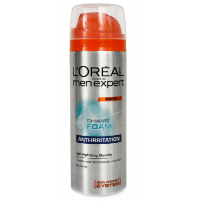 L'Oreal Men Expert Shave Foam 200 ml