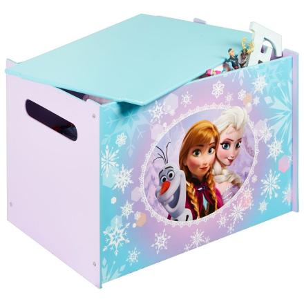 Disney Frozen, Opbevaringskasse af træ - Lekmer