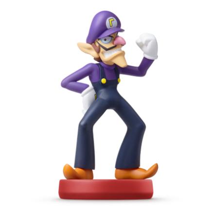 Nintendo Amiibo Figurine Waluigi (Super Mario Collection) /Toys for games