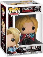 Fullmetal Alchemist - Edward Elric Vinylfigur 391 -Funko Pop! -