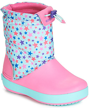 Crocs Moonboots CB LODGEPOINT GRAPHIC WNTRBT K
