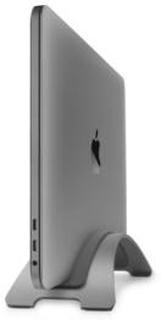 Twelve South BookArc Rymdgrå för MacBook - Förvandla din bärbara dator till en stationär
