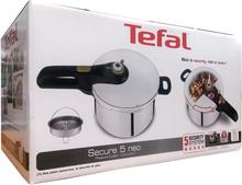 Tefal Secure Neo 5 trykkoger 6 liter