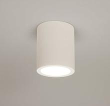 Osca 140 Round taklampe/downlight, hvit