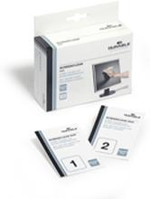 DURABLE Tietokoneen puhdistus Durable kosteus-/kuivaliinat