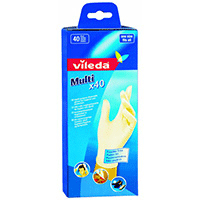 Vileda Vileda multi 40 kertakäyttöhanskat