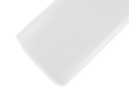 Hvid tyl 30 cm x 9 meter