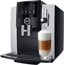 Jura helautomatisk kaffemaskin S8 Moonlight Silver
