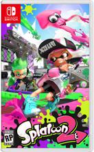 Nintendo Switch Spiel Splatoon 2