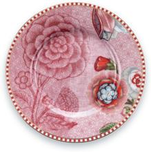 Petit Four Tallrik 12 cm Spring to life Pink
