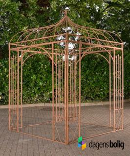 Have pavillon Manja Antik Brun