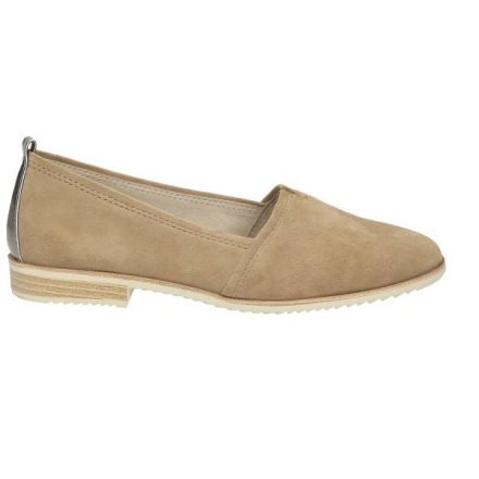 Loafer, beige