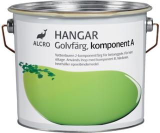 Alcro Hangar Golvfärg ink.härdare
