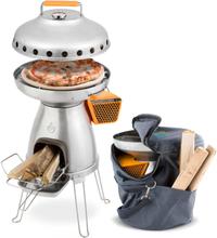 Biolite Basecamp PizzaDome Bundle campingkjøkken Metall OneSize