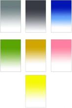 Falcon Eyes Baggrunds papir 80x100 med farvegradient