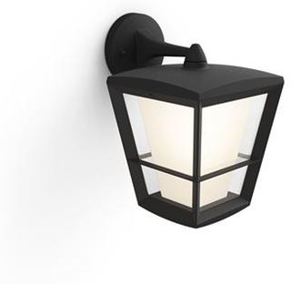 Philips Hue Econic Udendørs Væglampe, White And Color Ambiance