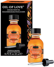 Kamasutra Oil of Love Tropical Mango