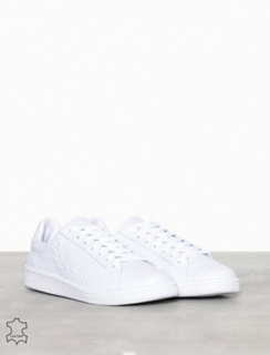 hot sale online 3be2a 8a83b Fred Perry B5150 Leather Sneakers   textilskor White
