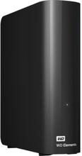Western Digital 3,5 Zoll Elemente USB 3.0 Externes Laufwerk 4 TB WDBBKG0040HBK