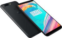 OnePlus 5T A5010 Dual Sim 4G 6GB/64GB ohne SIM-Lock - Mitternachtsschwarz (Chinesische Version)
