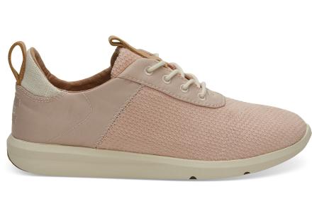TOMS Schuhe Rose Cloud Cabrillo Sneaker Für Damen - Größe 39