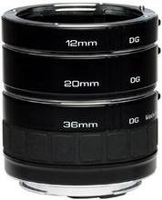 Kenko DG Automatik Zwischenringsatz für Nikon