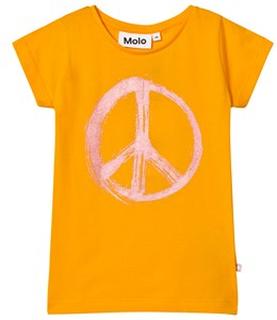Molo Ruana T-shirt Saffran 116 cm (5-6 år)