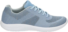Sneaker, hellblau